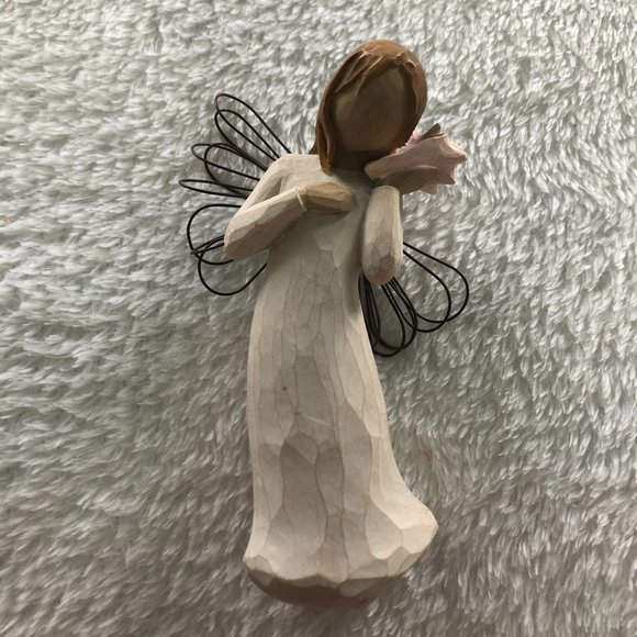 """Willow Tree - Thinking of You - 4"""" Figurine"""